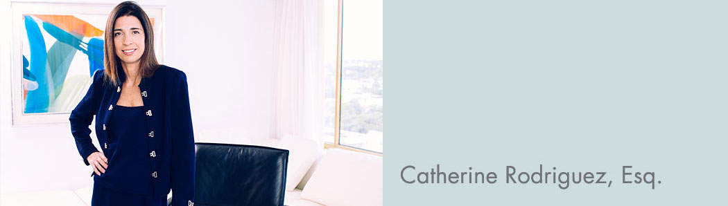 Catherine Rodriguez Divorce Attorney Miami